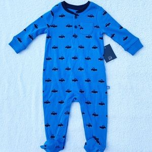 Gap Footed Sleeper Size 3-6 Months NWT